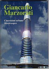 GIANCARLO MARZORATI, Architect Modern Italian Movie Theater Design, Architecture