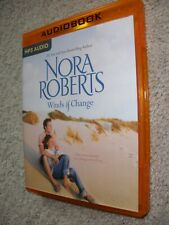 Winds of Change - MP3 CD By Nora Roberts.