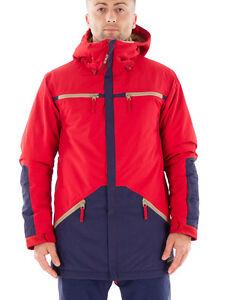 O'Neill Ski Jacket Winter Altitude Red Thinsulate™ Waterproof