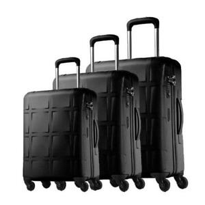 ECHOLAC Tokyo Hard Side 3pc Set Luggage  Echolac