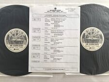 THE DOORS In Concert Live in Seattle (1970) Westwood One 2xLP RADIO SHOW + Cue