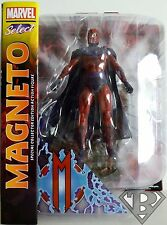 "MAGNETO X-Men Marvel Select 7"" inch Action Figure with Base 2014"