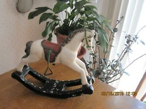 Rocking Horse Vintage Collectible