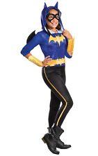 Childs Batgirl DC Superhero Halloween Fancy Dress Costume Age 3-4 Years