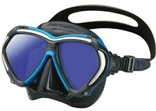 NEW TUSA M2001SQB Paragon Scuba Diving Mask BLUE