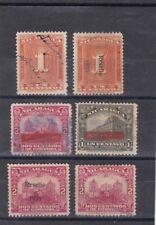 timbres Nicaragua