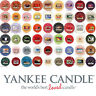 Yankee Candle Scented Tart Wax Melts Variety Huge Choice of Tart Quick Dispatch