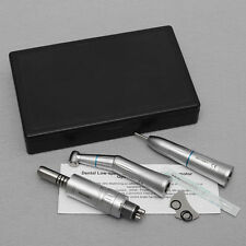Dental Slow/Low Speed Handpiece Straight Contra Angle Air Motor 4H fit KAVO P