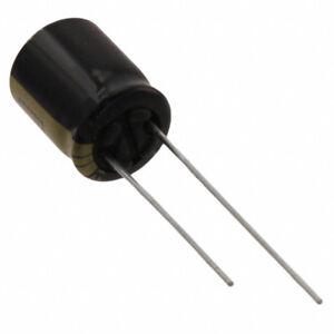 E. Kappe / 10UF 100VD 105DEG Elektrolyt Kondensator 10UF 100V (Menge 2 )