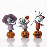 Lock, Shock and Barrel Set ~ Nightmare Before Christmas 4046188 ~ Grand Jester
