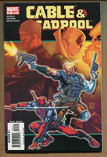 Cable & Deadpool #21 - Bosom Buddies Pt. 2 - 2005 (Grade 9.2)WH