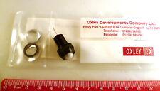 Oxley Developments Str / LH23/10/12 Sigillato Giallo LED Luce Clansman OM0285R