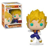 Dragon ball z master super saiyan vegito funko pop figure figura anime manga