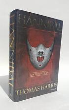 Hannibal un thriller di Thomas Harris Libro MONDADORI 1999