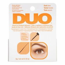 "DUO Brush On Striplash Adhesive Eyelash Glue ""Orange"" [Dark Tone]"