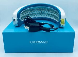 HairMax LaserBand 82 Laser Light Hair loss Growth Therapy (Open Box)