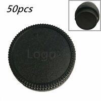 50pcs Camera Rear Lens cap for Nikon F Ai AF AF-S Mount Lens Replacement Cover