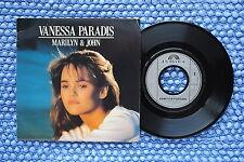 VANESSA PARADIS / SP POLYDOR 887 640 - 7 / Verso 1 * / 1988 ( F )