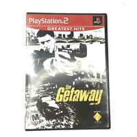 The Getaway PlayStation 2 PS2 Game - Complete CIB Tested and Working