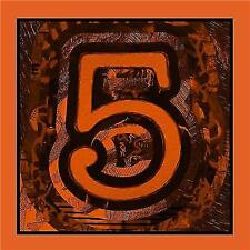ED SHEERAN 5 5CD BRAND NEW 5 CD-EP Set