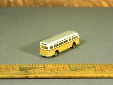 N Scale Accessories CMW Classic Metal Works 1960s CITY TRANSIT BUS