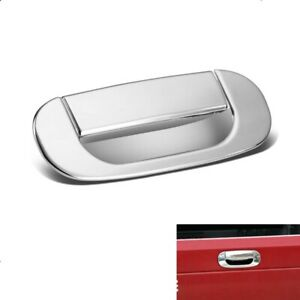 For 1994-2001 Dodge Ram 1500 2500 3500 Chrome Tailgate Handle Covers Overlay