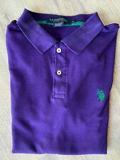 US Polo Association - Polo Shirt - Purple