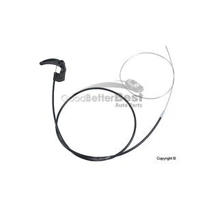 One New Gemo Hood Release Cable 434280 533823531 for Volkswagen VW Scirocco