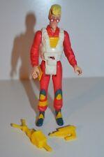 046 The Real Ghostbusters Screaming Heroes Egon Spengler figure - SOS Fantomes