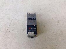 Sola SDN 2.5-24-100 24 VDC 2.5 Amp Power Supply SDN2524100 SDN2.5-24-100
