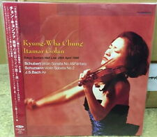 KYUNG-WHA CHUNG - TOKYO Suntory Hall Live 26th April 1998  No.1 - JAPAN 2 LP