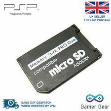 Sony PSP Pro Duo Memory Adapter Micro SD TF Converter
