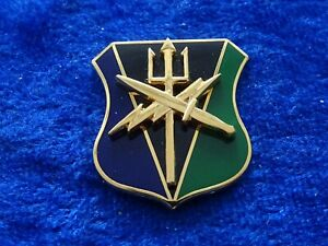 A56-10) Unit Crest U.S. Special Operations Command, Joint Forces Command