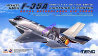 Meng Model LS-011 1/48 SCALE F-35A Lightning II PLANE MODEL KIT 2019 NEW