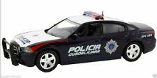 First Response 1/43 Guadalajara Mexico Policia Dodge Charger Police Car