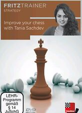 ChessBase: Sachdev - Improve your chess - FritzTrainer Strategie - Schach NEU !