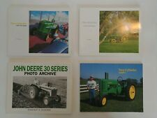 John Deere 30 Series Photo Archive & Two Cylinder Collector's Series Vol 1 & 2