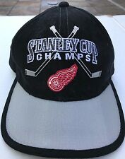 Rare 1998 Starter Detroit Red Wings Stanley Cup Champion's Hat