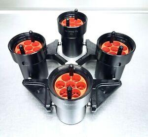 Heraeus / Thermo, Labofuge 400 Centrifuge 8179 5000 RPM Rotor & 8172 Buckets (#2