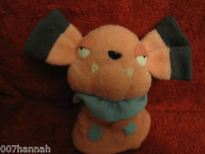 1 Pokemon Friends Mini-Stofftier:Snubbull(Snubull)11cm/Plush/Figur/gebraucht/k5