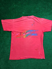 Rare Vintage 1985 80s Ocean Pacific Surf T Shirt Size Xl Usa Made
