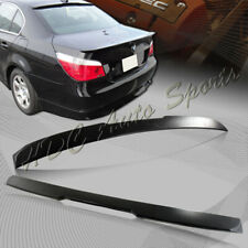 For 2004-2010 BMW E60 5-Series Sedan / 4 door ABS Rear Roof Window Visor Spoiler
