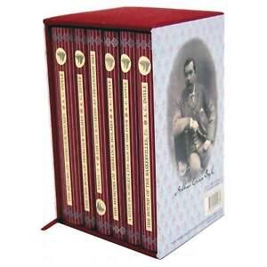 Sherlock Holmes 6 Books Collection Box Set Arthur Conan Doyle Collectors Library