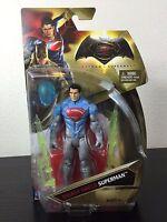 "Mattel DC Comics Batman v Superman ENERGY SHIELD SUPERMAN NEW 6"" Figure"