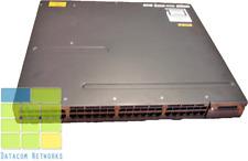 Genuine Cisco WS-C3750X-48PF-S