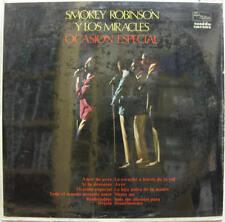 SMOKEY ROBINSON & Miracles SEALED LP Mexico MOTOWN 1968