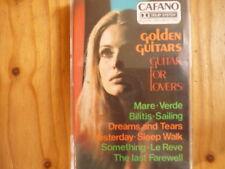 Golden Guitars- Guitar for Lovers MARE VERDE BILITIS SAILING LAST FAREWELL MC