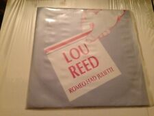 "LOU REED - SPANISH PROM0 7"" SINGLE SPAIN ROMEO AND JULIETTE"