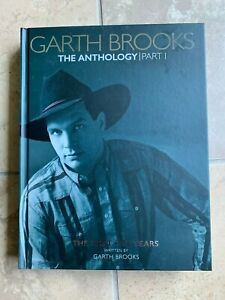 Garth Brooks Anthology: The First Five Years Book + 5 CD Set New Free Ship