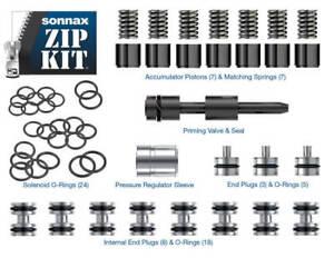 , ZF8HP45, ZF8HP55, ZF8HP70 Sonnax Zip Kit®  ZF8-ZIP